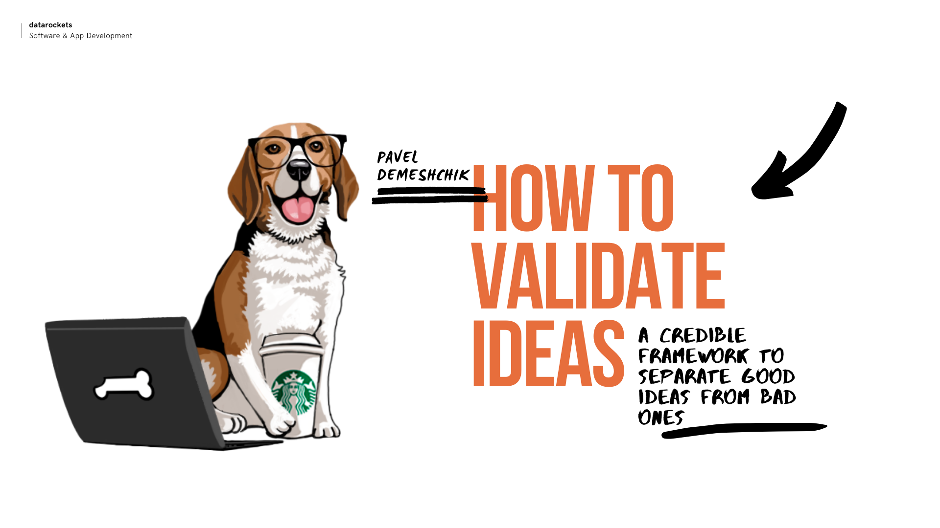 How validate ideas slides